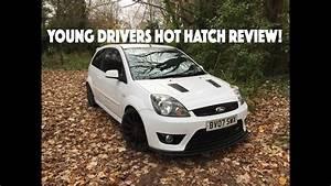 Ford Fiesta Mk6 : ford fiesta mk6 st young drivers hot hatch review youtube ~ Dallasstarsshop.com Idées de Décoration