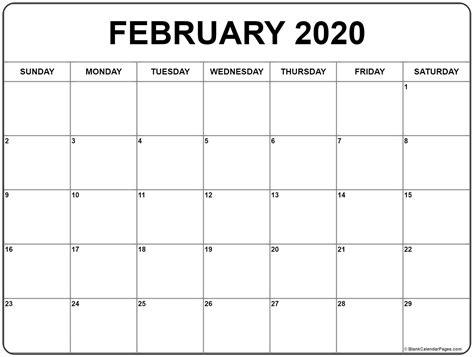 february calendar qualads