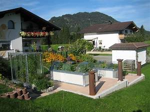 Hochbeet Im Garten : hochbeete aus metall und ihre vorteile ~ Lizthompson.info Haus und Dekorationen