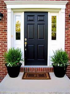 44, Spring, Decor, Front, Porch, Potted, Plants, Ideas