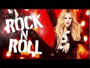 Rock N Roll Deko : avril lavigne rock n roll official instrumental youtube ~ Sanjose-hotels-ca.com Haus und Dekorationen