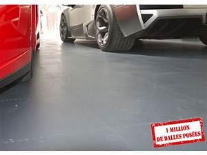 Revetement De Sol Pour Garage : rev tement de sol garage voiture contact dalle sol pvc ~ Dailycaller-alerts.com Idées de Décoration