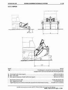 Fiat Kobelco D150  Lgp Crawler Dozer Wm Pdf Download