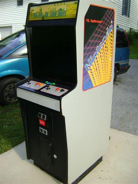 Mario Bros Arcade Cabinet by Super Mario Bros Arcade Machine