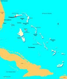 Half Moon Cay Bahamas Map