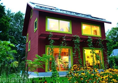 Amazing Passive Home In Freezing Wisconsin Uses Less