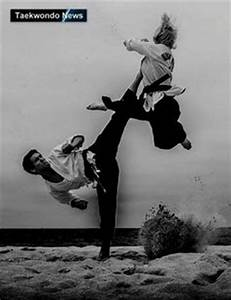 cynthia rothrock doing flying side kick | martial arts ...