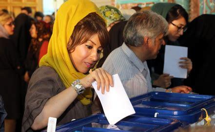 Voto Ufficiosi L Iran Al Voto