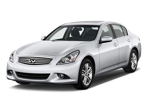 2011 Infiniti G25 Sedan Review, Ratings, Specs, Prices