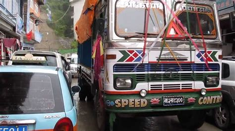nepal truck
