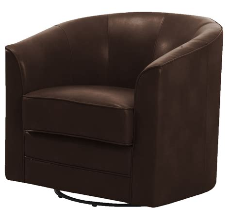 plush coffee brown recliner enjoy ultra comfort with sears