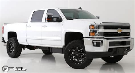 chevrolet silverado  hd lethal  gallery fuel