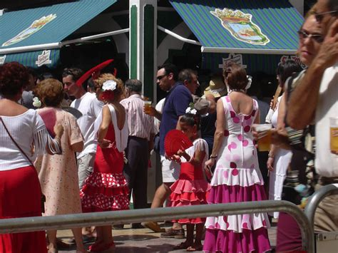malaga fair august feria facts