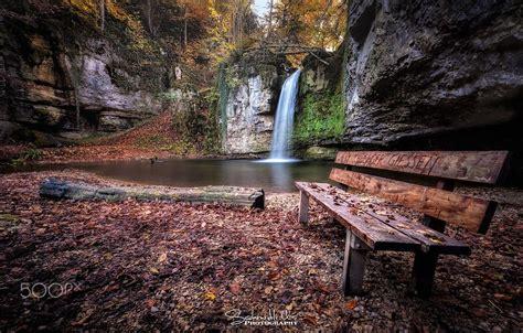 Im Herbst Gießen by Wasserfall Giessen Baselland Null Ausfl 252 Ge