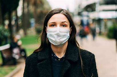 Mask Face Covid Wear Should Woman Medical