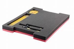 L Boxx Einlage : werkzeugeinlage aus rasterschaum f r bosch sortimo l boxx feldherr rasterschaumstoff ~ Yasmunasinghe.com Haus und Dekorationen