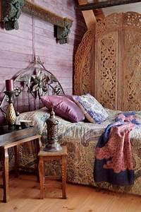 Boho Style Wohnen : 50 schlafzimmer ideen im boho stil freshouse ~ Kayakingforconservation.com Haus und Dekorationen