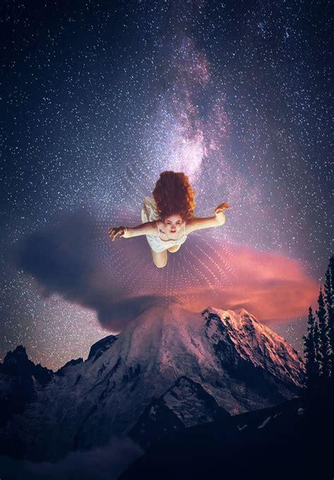 interesting levitate surreal dream dreamswork mountain...