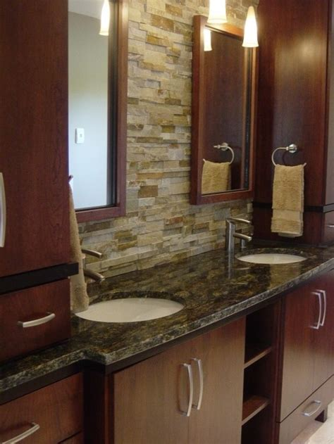 bathroom backsplash anatolia ledgestone beachwalk
