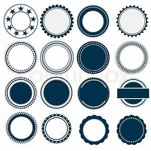 Image of Vintage Labels set. Badge icons. Retro   Stock ...
