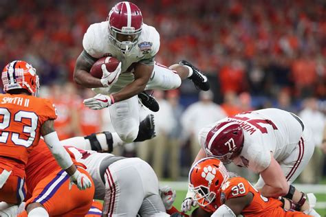 alabama  spring football preview running backs roll