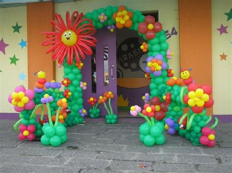 balloon arches columns decorations images