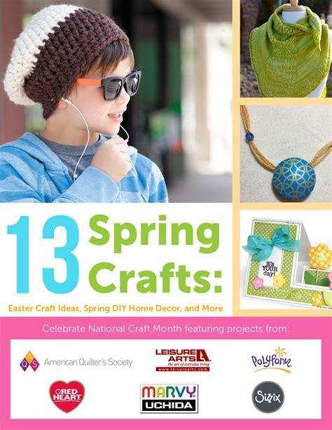 spring crafts easter craft ideas spring diy home