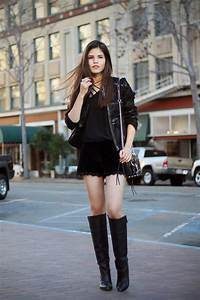 How to Look Sexy with Knee-High Boots u2013 Glam Radar