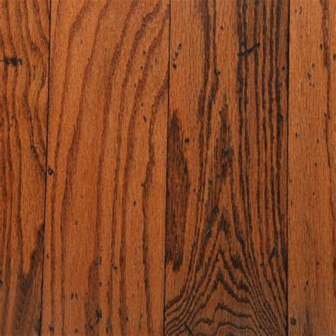 bruce distressed oak gunstock 3 8 in thick x 5 in wide