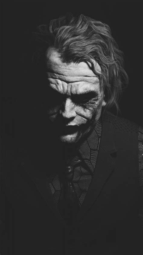Joker Animated Hd Wallpaper - 1080x1920 1080x1920 heath ledger joker monochrome batman