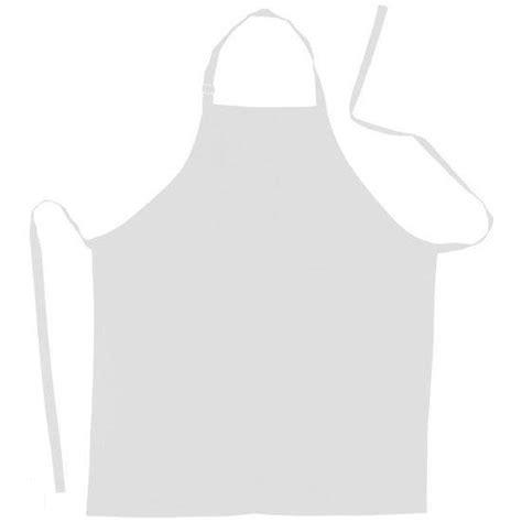 Kleurplaat Keukenschort by Bol Benza Schort Keukenschort Neutraal Blanco Wit