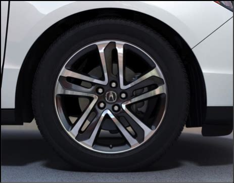 Acura Legend Tire Size by 2017 Acura Mdx Press Kit Chassis Honda News