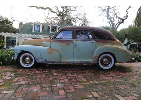 1948 Chevrolet Fleetmaster For Sale  Classiccarscom Cc