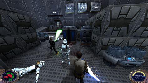 Star Wars Jedi Knight Ii Jedi Outcast Gameplay Pc Hd