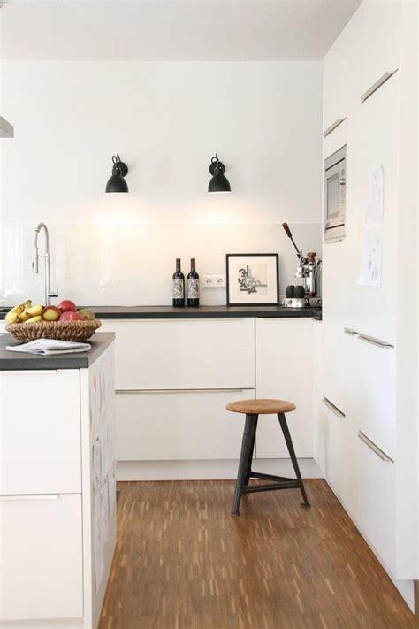 Kleines Küchenmakeover Neue Wandleuchten Bei Lunchen