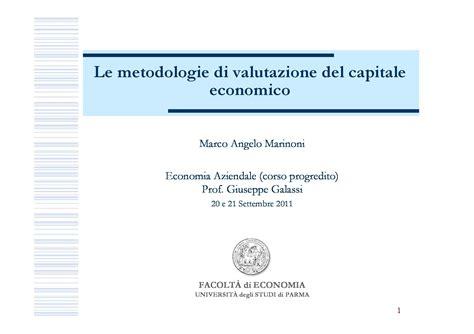 economia aziendale dispense economic value added dispense