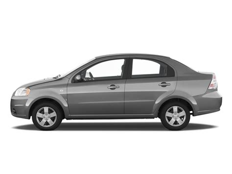 2008 Chevrolet Aveo Reviews And Rating