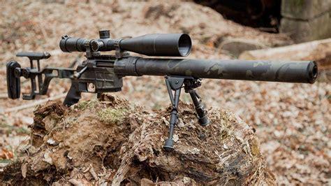 Lobaev Arms unveils 'silent' mods for spec ops sniper ...