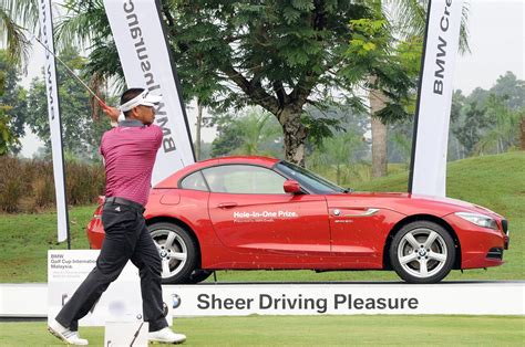 Bmw Golf Cup International Tournament Back For 2016