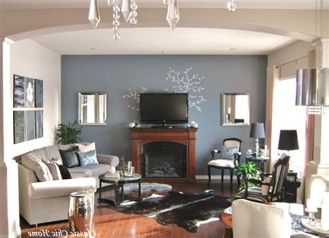 Fireplace Ideas For Small Living Room  Home Combo