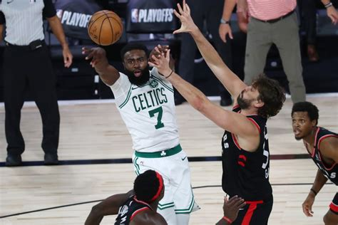 Raptors look to take series lead in Game 5 against Celtics ...