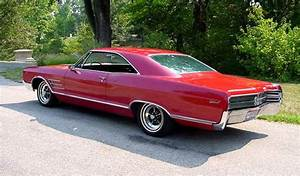 1965 Buick Wildcat - Was Offered In A Record 10 Models  With 4 Different Body Styles
