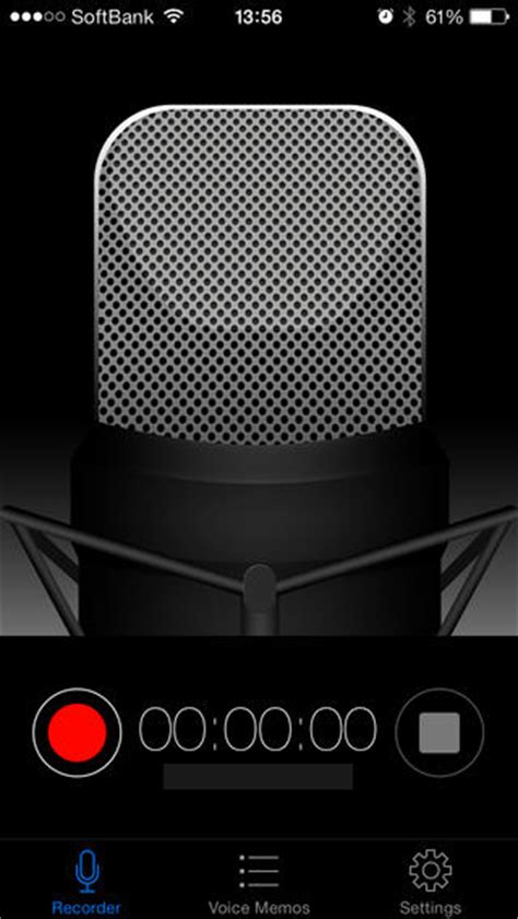 voice recorder iphone the best iphone apps for voice recording apppicker