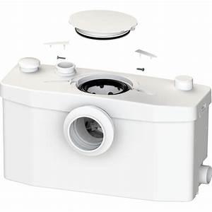 Wc Broyeur Sfa : sanibroyeur saniplus up sfa plomberie sanitaire chauffage ~ Premium-room.com Idées de Décoration