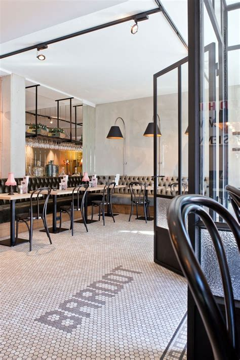 tiling your kitchen brasserie bardot restaurant the tufted seating and 2827