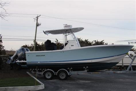 Used Regulator Boats Nj by Used Center Console Regulator Boats For Sale In New Jersey