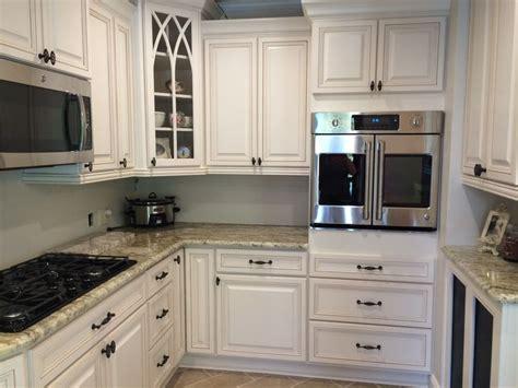 kitchen finally donebertch cabinets oyster bay