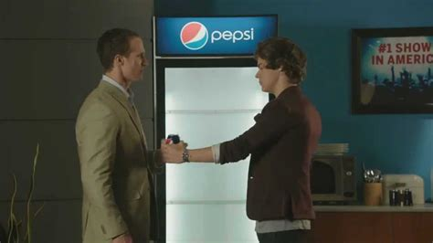 drew brees extended outtake pepsi commercial
