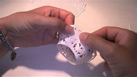 anleitung aus tortenspitzenpapier eine krone basteln