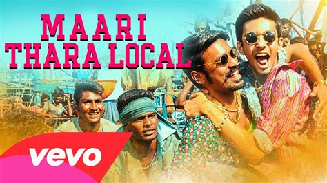 Maari Thara Song Lyrics By Dhanush & Anirudh